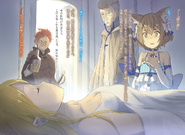 Re Zero Tanpenshuu Volume 5 1