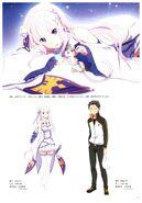 Re Zero Visual Commentary 2