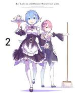 Re Zero - BD 2