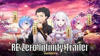 Re Zero Infinity Teaser Trailer