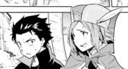 Otto and Subaru - Daisanshou Manga