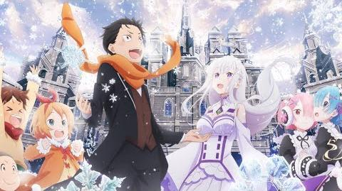 Re Zero Memory Snow - Insertada Relive
