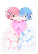 Rem & Ram Birthday Event (2018) 2