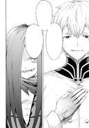 Ley and Regulus Daisanshou Manga