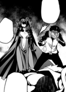Elsa and Subaru - Dainishou Manga