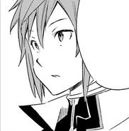 Reinhard van Astrea - Daisanshou Manga 1