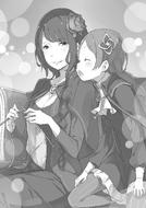 Elsa and Meili SS 3