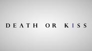 Death or Kiss - Logo durante el juego