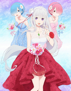 Emilia Birthday Event (September 2018)