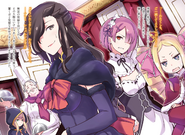Re Zero Tanpenshuu Volume 3 1