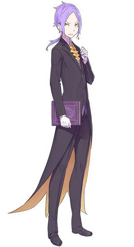 Joshua Juukulius Character Art