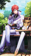 Reinhard just reading
