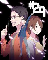 Kenichi Natsuki & Naoko Natsuki ep.29 promo art