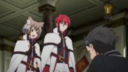 Episodio 13 - Subaru con Reinhard y Felix