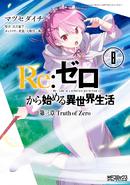 Re Zero - Manga 3 Volumen 8