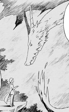 Farsale y Volcanica - Manga