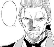 Wilhelm van Astrea - Daisanshou Manga 8