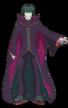 Petelgeuse Romanee-Conti character