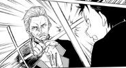 Wilhelm training Subaru - Daisanshou Manga