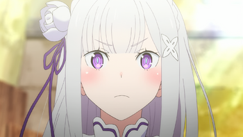 Who is Emilia and Rem ? What anime is Emilia dan Rem from?
