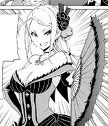 Priscilla Bariel - Daisanshou Manga 1