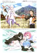 Re Zero Visual Commentary 6