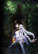 Re Zero Anime Season 2 Key Visual
