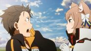 Subaru and Ferris - ReZero Anime