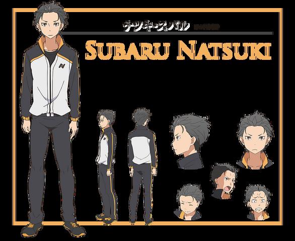File:Natsuki Subaru Character Art.png