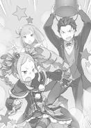 Re Zero Tanpenshuu Volume 2 5