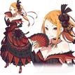 Priscilla Character Art