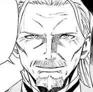 Wilhelm van Astrea - Daisanshou Manga 2