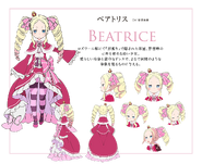 Re Zero - Beatrice