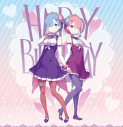 Rem & Ram Birthday Event (2019)