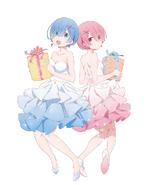 Rem & Ram Cumpleaños