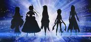 Re Zero Death or Kiss - Personajes