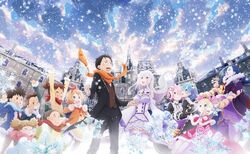 ReZero OVA Key Visual - Some Like It Cold