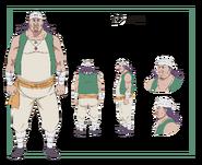 Ton Character Art