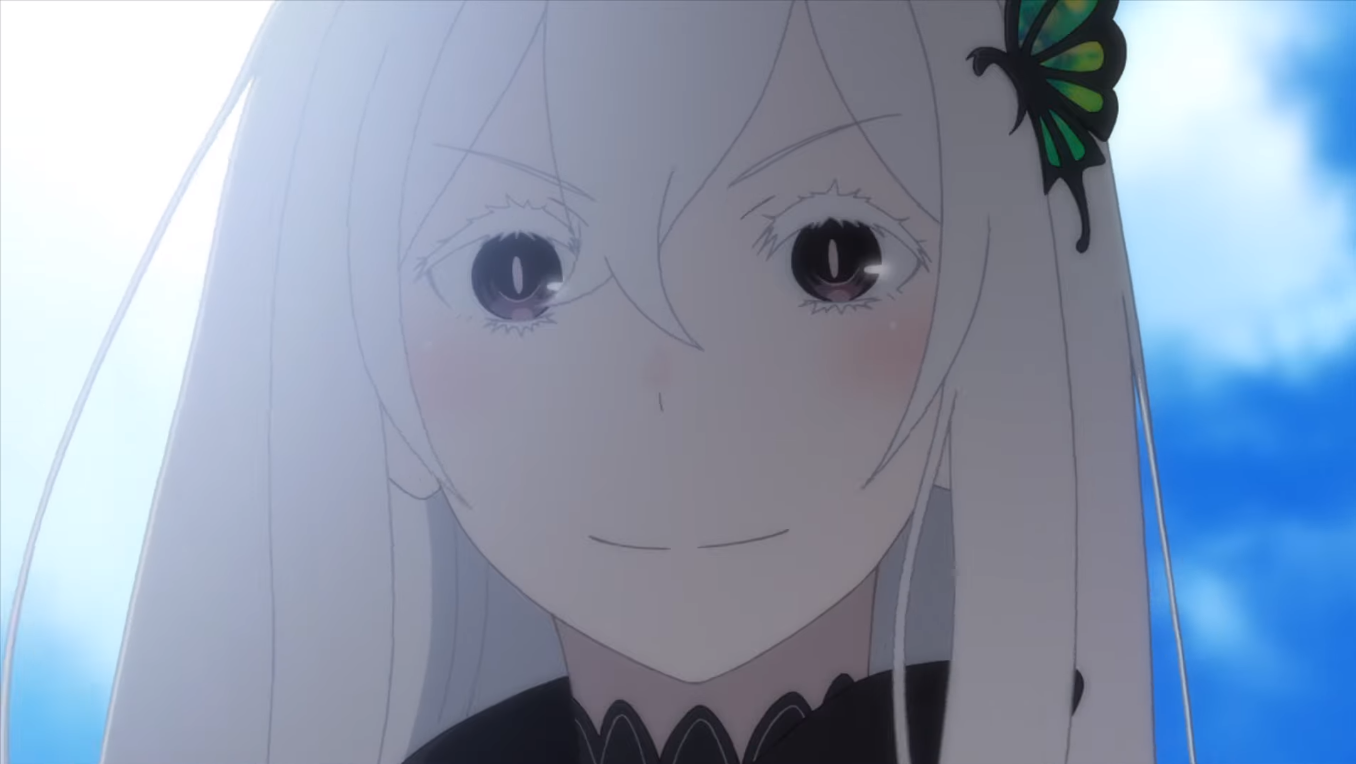 Echidna, Witch of Greed, Re:Zero