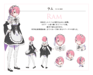 Ram Character Art