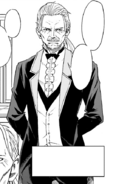 Wilhelm van Astrea - Daisanshou Manga 3