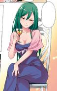 Crusch Karsten - Daisanshou Manga 7