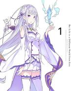 Re Zero - BD 1