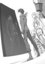Re Zero Light Novel 5