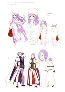 Anastasia and Julius Concept Art