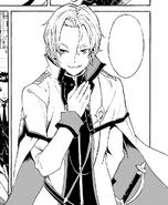 Julius Euclius - Daisanshou Manga 1