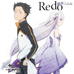 Redo Cover