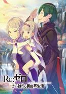 Re Zero Volume 14 Cover Art
