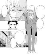 Russell Fellow - Daisanshou Manga 2