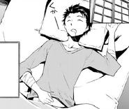 Natsuki Subaru - Daisanshou Manga 3
